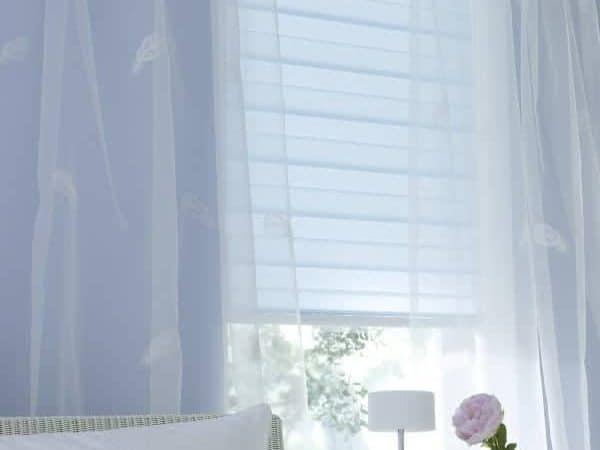 Doppelrollos werden als Ersatz für Raffrollos immer beliebter, da sie flexibler sind (vom 02.10.2008)