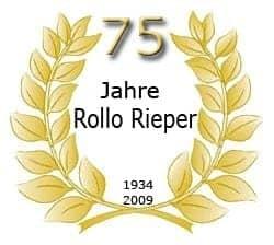 75 Jahre und noch lange nicht weg vorm Fenster – Rollo Rieper blickt optimistisch in die Zukunft (vom 13.01.2009)