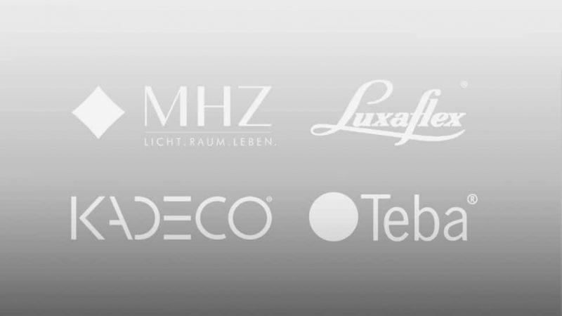 Sonnenschutz Hersteller: Kadeco, MHZ oder Teba Luxaflex Jalousien bei Rollo Rieper? Kein Problem!