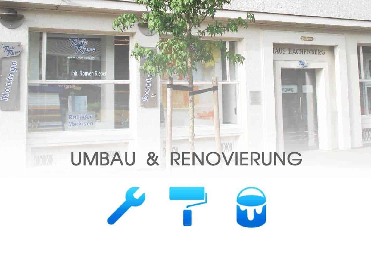 Umbau und Renovierung in der Humboldtstraße, Bremen