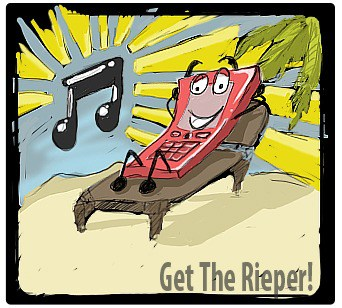 """Jetzt den """"Get The Rieper"""" Song als Klingelton kostenlos auf´s Handy downloaden"""