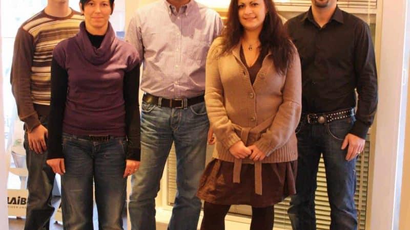 Positive Geschäftsaussichten für 2010 – Rollo Rieper stellt vier neue Mitarbeiter ein