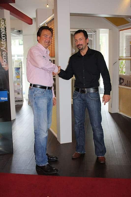 Rene Wittwer wird neuer Verkaufsleiter für den Innendienst bei Rollo Rieper