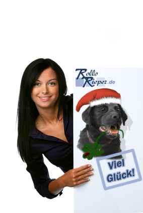 Ab 01.12.2010 startet die erste Ziehung zum Adventskalender Gewinnspiel von Rollo Rieper