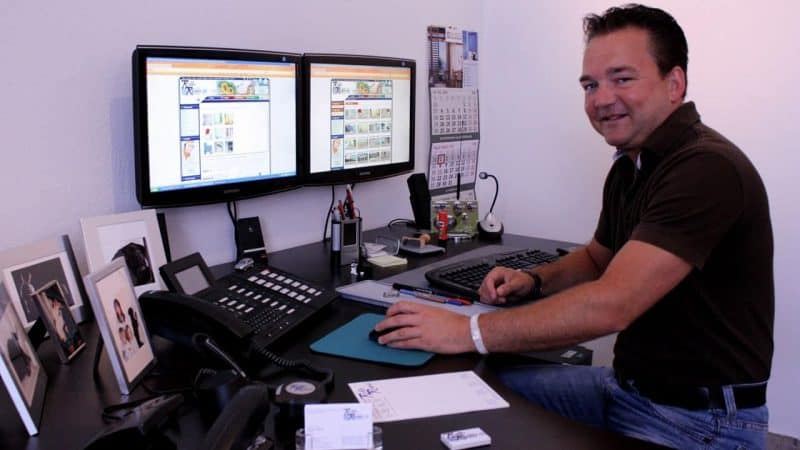 Rouven Rieper berichtet über Erfolgsrezepte zur Kundenzufriedenheit im Online Shop und die Entwicklung bei Rollo Rieper