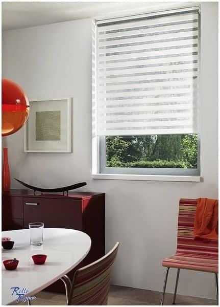 Rollos / Jalousien für Standardfenster als Doppelrollo oder Lamellenvorhang jetzt schnellere Lieferzeit bei Rollo Rieper