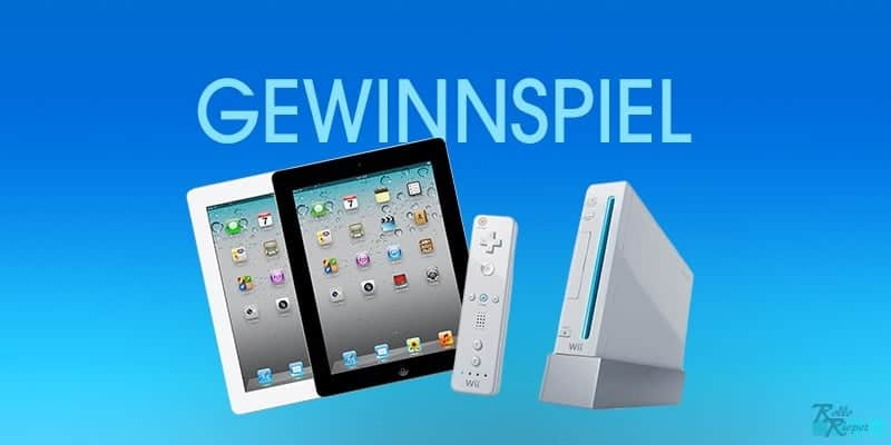 Gewinnspiel bei Rollo Rieper: tolle Preise z.B. das neue iPad 2 oder eine Nintendo Wii zu gewinnen