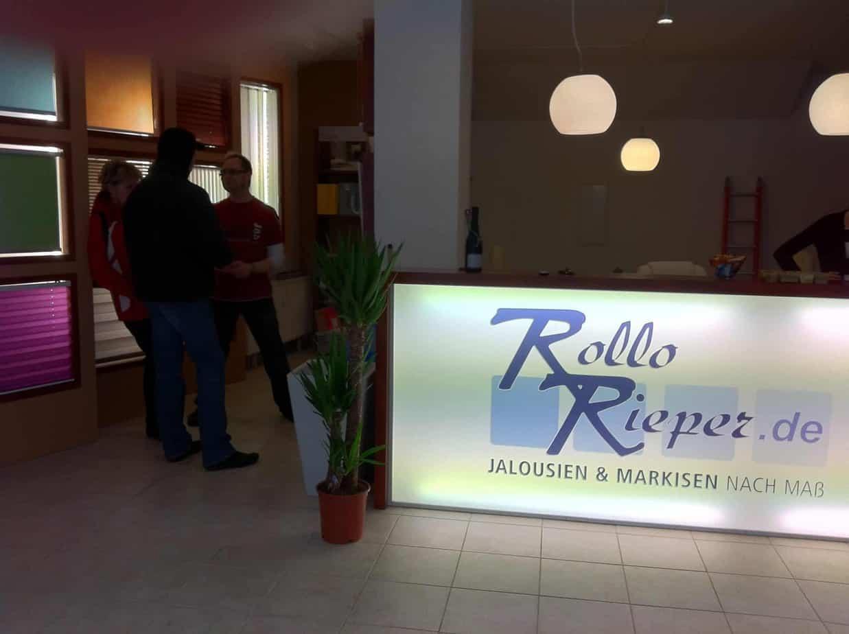 Rollo Rieper Feiert Erfolgreiche Gesch Ftser Ffnung In