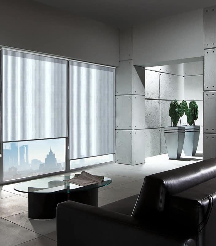 neue rollokollektion mit ber 360 rollostoffen von rollo rieper ist jetzt online sonnenschutz. Black Bedroom Furniture Sets. Home Design Ideas