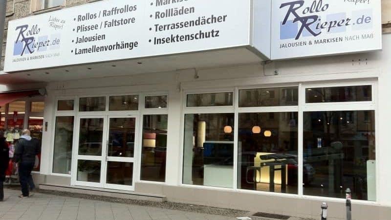 Rollo Rieper feiert erfolgreiche Geschäftseröffnung in Berlin (Bilder vom Sa. 18.02.2012)