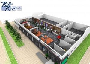 News: Rollo Rieper kauft neue Firmenimmobilie am Weser-Park in Bremen und schafft weitere neue Arbeitsplätze