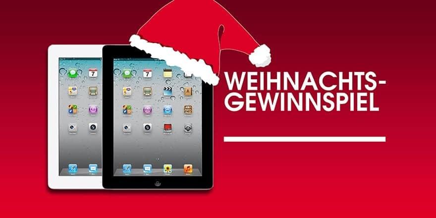 iPad 4 mit Retina Display beim Weihnachtsgewinnspiel von Rollo Rieper zu gewinnen