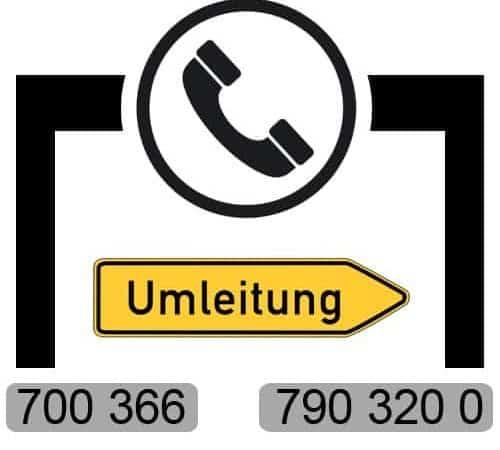 Fehler im Telefonnetz