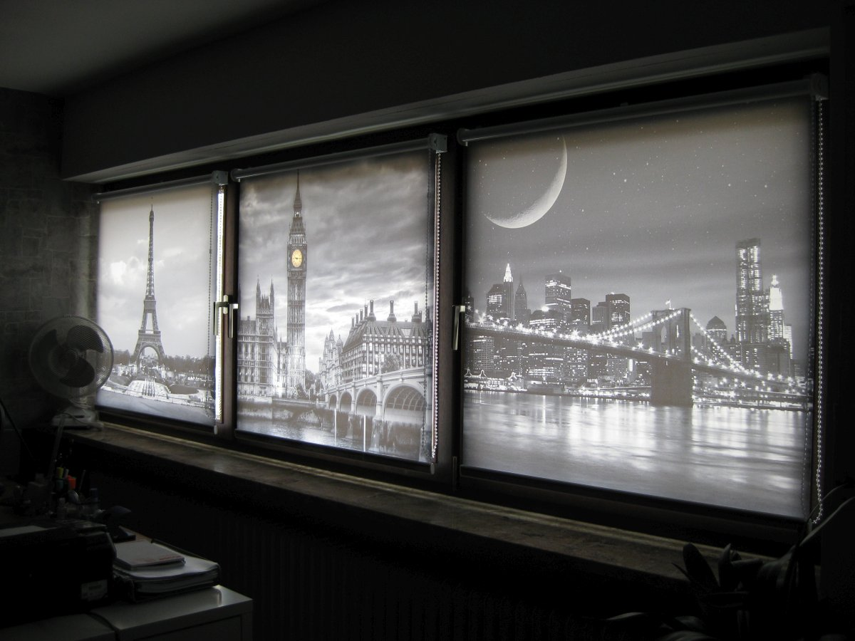 rollo fotodruck gallery of fotorollo bedrucktes rollo mit wunschbild oder logo als with rollo. Black Bedroom Furniture Sets. Home Design Ideas