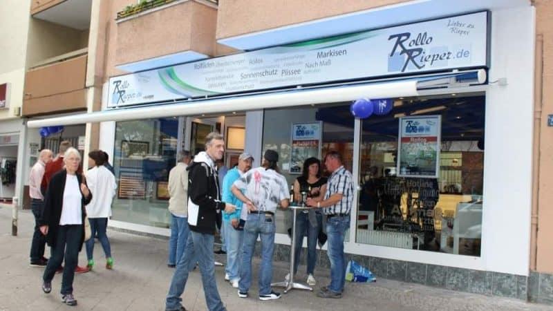 Rollo Rieper eröffnet fünfte Filiale in Berlin Friedenau /Steglitz und ist damit 2 x in Berlin vertreten