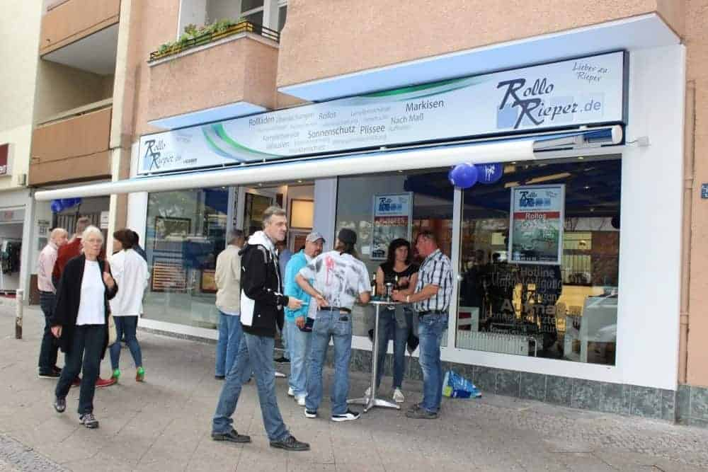 Rollo Rieper Berlin Friedenau Steglitz, Rheinstraße 6-7
