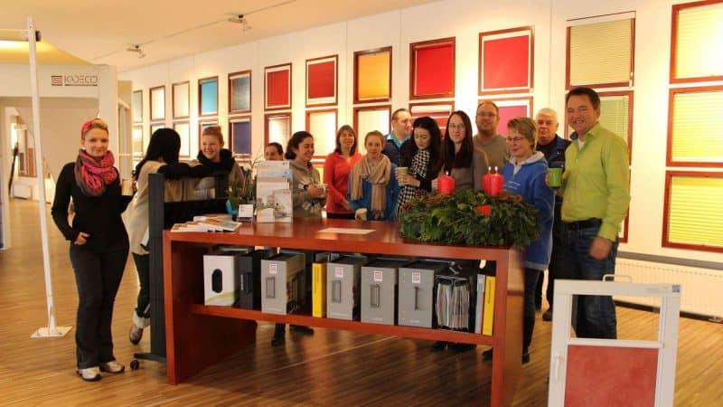 Ihr Service zu Weihnachten und Silvester bei Rollo Rieper: Öffnungszeiten, Lieferzeiten, Geschenkaktion und mehr