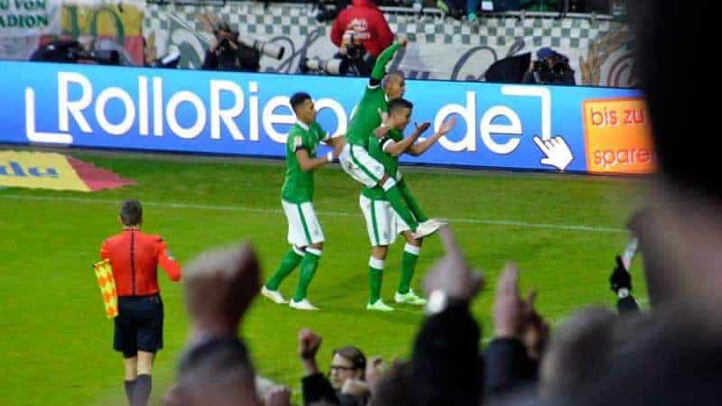 Werder Bremen und Rollo Rieper