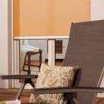 Neu: Zip Markise mit Soltis oder Screengewebe als senkrechter Sonnenschutz für Fenster und Terrassenüberdachungen