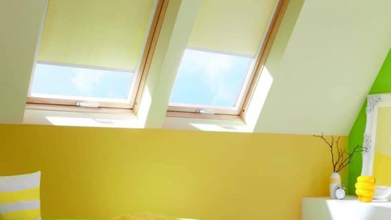 Neu: Rollo Rieper bietet jetzt auch Rollos, Plissee und Jalousien online für FAKRO ® Dachfenster an
