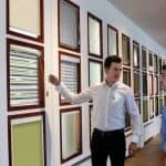 Rollo Rieper präsentiert die neue Rollkollektion von Ecoline für Seitenzugrollos und Springrollos