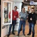 Rollo Rieper Kunststofffenster Bremen: Berater: v.l.n.r. Alexander Neufeld, Rouven Rieper & René Wittwer