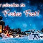 Weihnachten bei Rollo Rieper