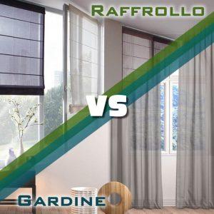 Raffrollos und Gardinen im Vergleich – Vorteile und Nachteile