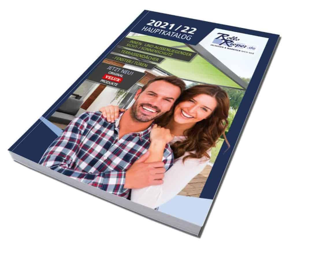 Sonnenschutz Katalog: Das erwartet Sie im neuen Markisen und Sonnenschutz Katalog von Rollo Rieper