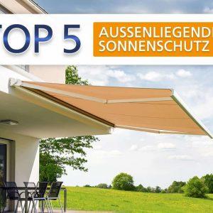 Rollo Riepers TOP 5 der aussenliegenden Sonnenschutz Produkte