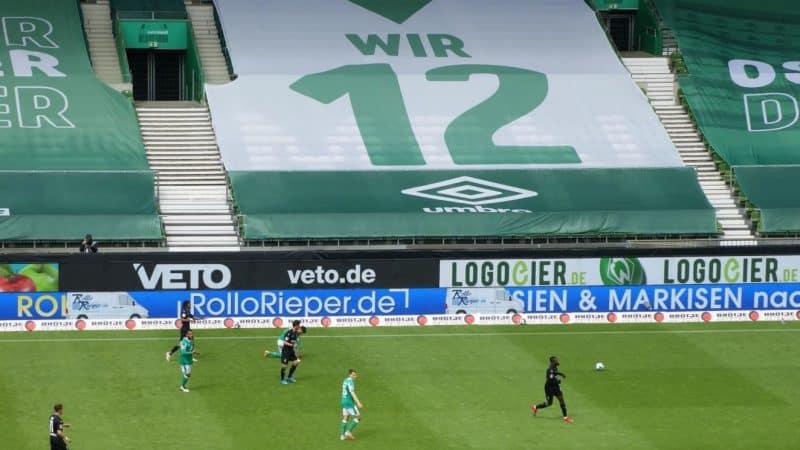 Rollo Rieper unterstützt Werder Bremen in der stärksten 2. Liga der Welt