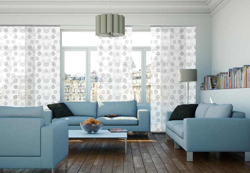 schiebevorh nge nach ma. Black Bedroom Furniture Sets. Home Design Ideas