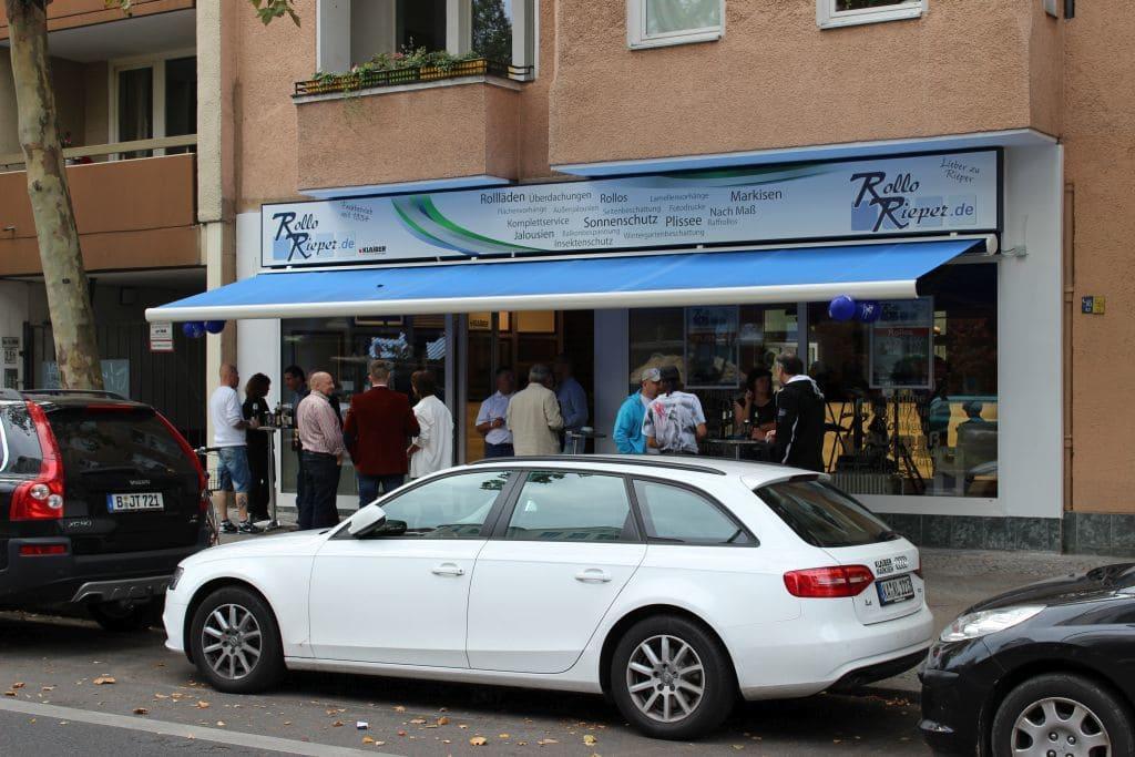 Rollos Berlin filiale berlin friedenau
