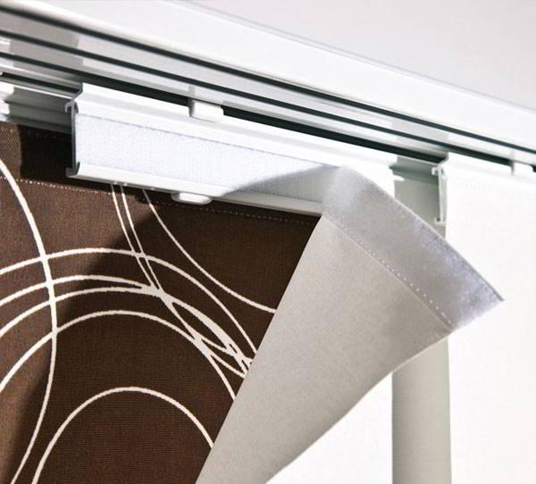 fl chenvorhang einzelpaneele g nstig nach ma. Black Bedroom Furniture Sets. Home Design Ideas