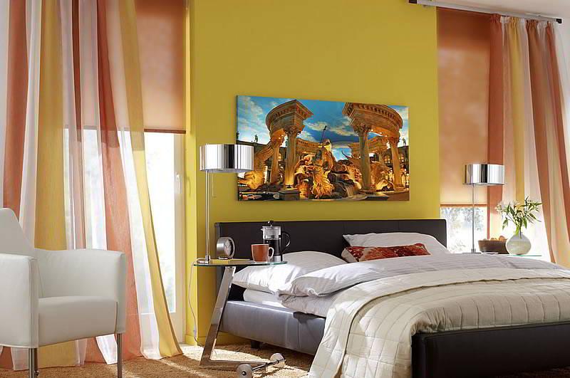 einteilige fotoleinwand nach ma g nstig online kaufen. Black Bedroom Furniture Sets. Home Design Ideas