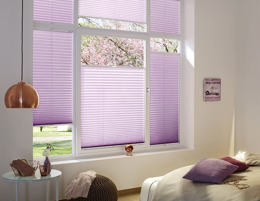 plissee kadeco finest mit den von kadeco und mhz knnen sie ihrer anpassen egal ob im. Black Bedroom Furniture Sets. Home Design Ideas