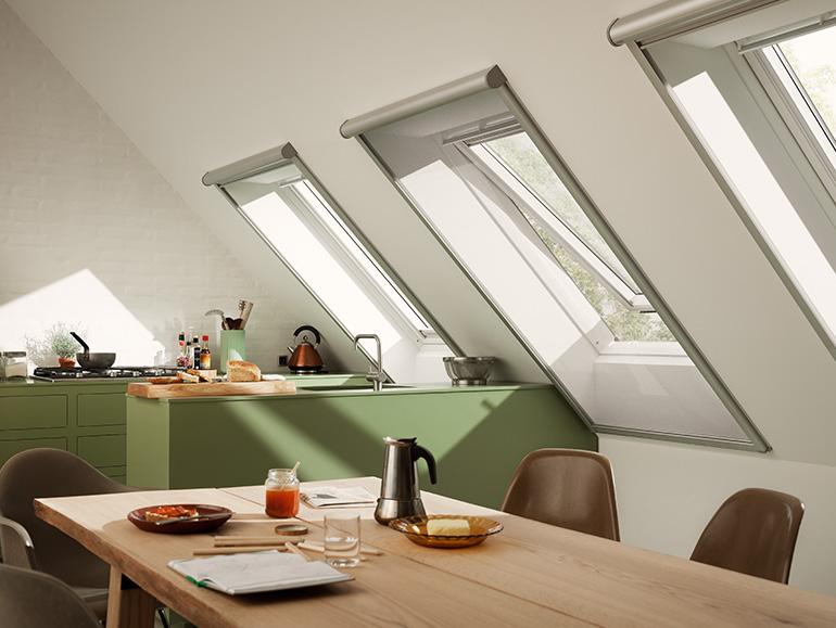velux gilt als der bekannteste dachfenster hersteller europas. Black Bedroom Furniture Sets. Home Design Ideas