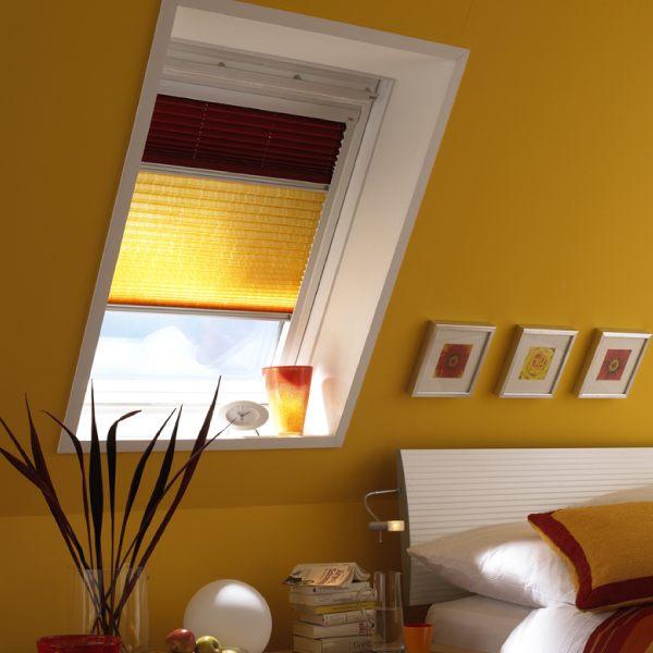 df30 comfort plissee g nstig nach ma. Black Bedroom Furniture Sets. Home Design Ideas
