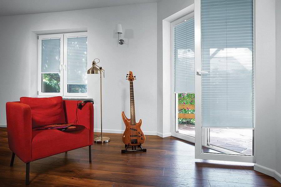 ecoline plissees g nstig nach ma. Black Bedroom Furniture Sets. Home Design Ideas