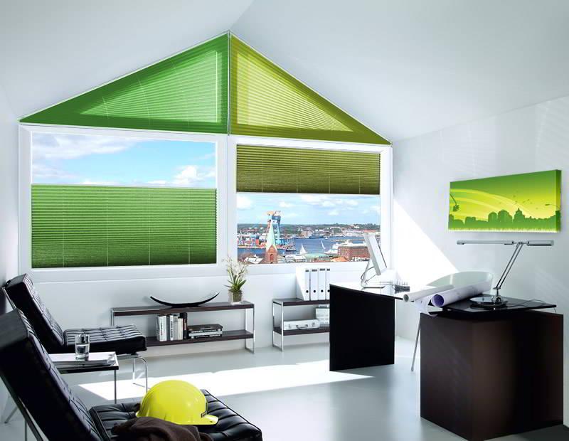 dfs3 plissee g nstig nach ma. Black Bedroom Furniture Sets. Home Design Ideas