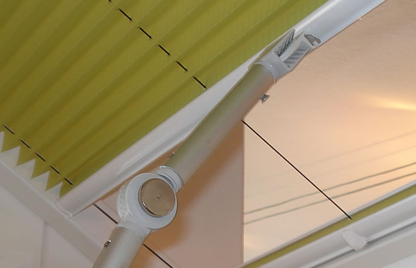 Plissee Für Wintergarten plafond plissee für wintergarten oder terassenüberdachung