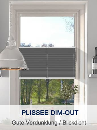 Dim-Out Plisseestoff
