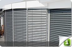 Pleated blinds made to measure
