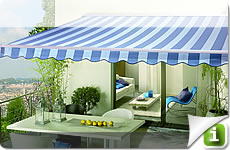 Awnings made to measure