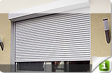 Roller shutters made to measure