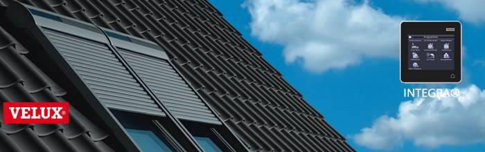 Dachfensterrolläden für VELUX Fenster von Rollo Rieper