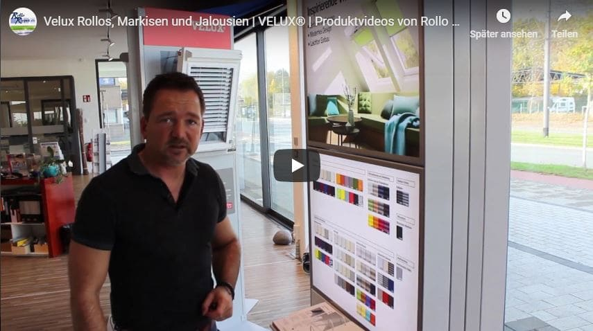 Youtube Film Vorschaubild - VELUX® Film