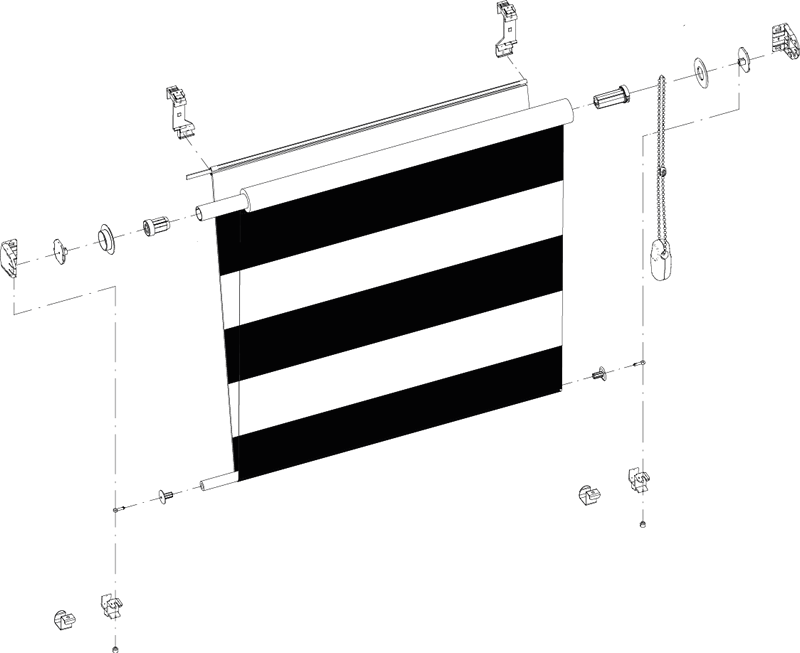 doppelrollo gnstig cool nett rollo gnstig plissee x with doppelrollo gnstig best top multi. Black Bedroom Furniture Sets. Home Design Ideas