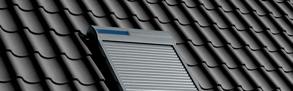 velux rollo dachfenster interesting velux solar ssl. Black Bedroom Furniture Sets. Home Design Ideas