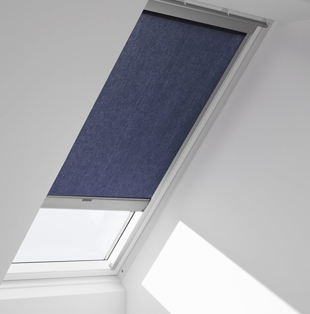 Dachfensterrollo VELUX Integra Solar